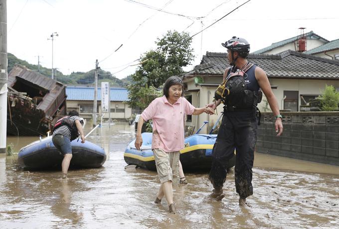 Poplave Japonska