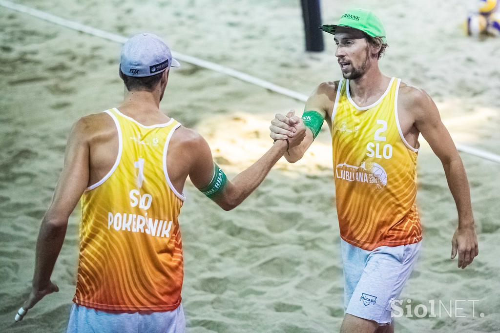FIVB BeachVolley World Tour Ljubljana 2019