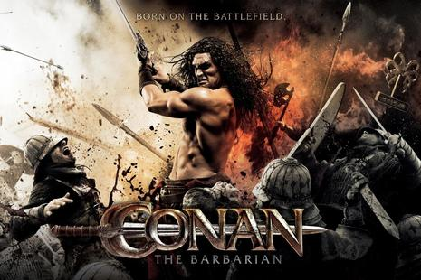 Konan barbar (Conan the Barbarian)