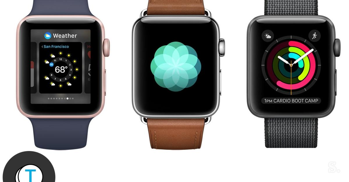 Prihaja novi Apple Watch, ki bo ponudil nekaj pomembnega ...