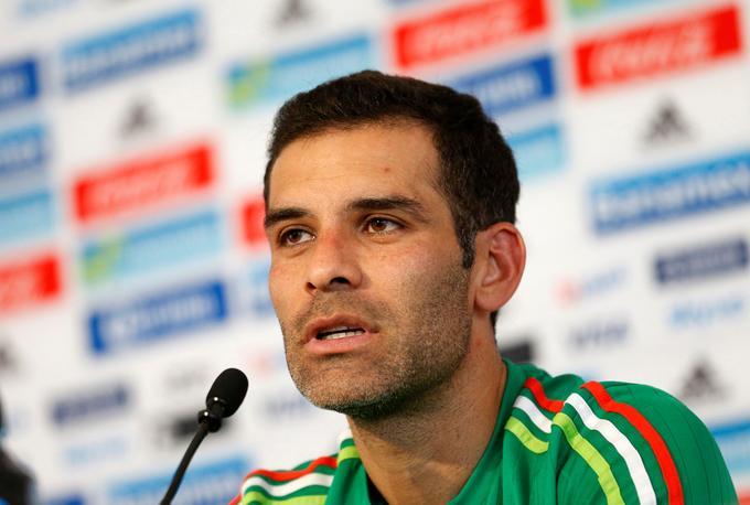 Rafael Marquez bi lahko zaigral tudi v Rusiji.