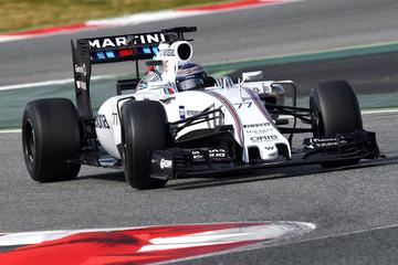 Williams f1 najbolj divji, 'totalka' Lotusa