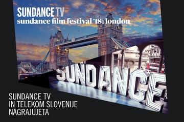 Spremljajte Sundance TV in odpotujte na filmski festival v London! #video