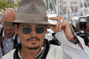 Johnny Depp radodaren do sina Sandre Bullock