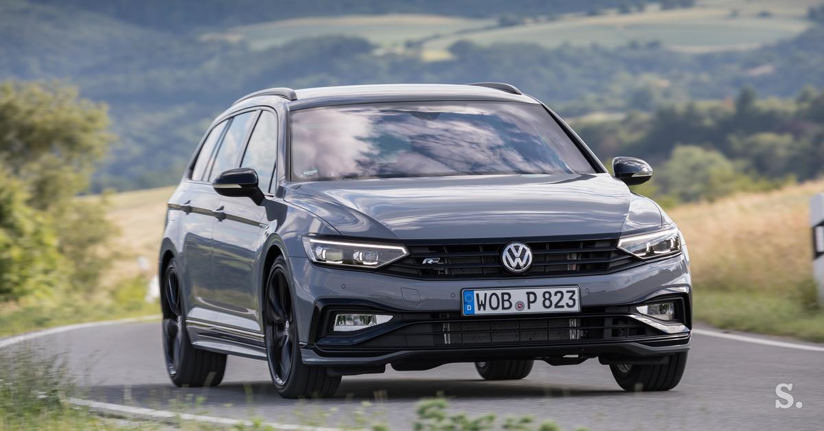 Novi Vw Passat Najboljsi Volkswagen Do Zdaj Video Siol Net