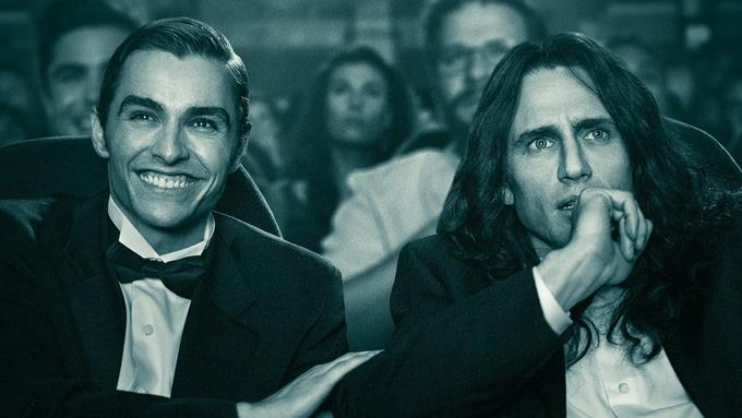 The Disaster Artist © 2017 Warner Bros. Entertainment Inc. All Rights Reserved.