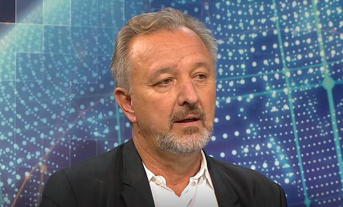 Župan Moravč Milan Balažic