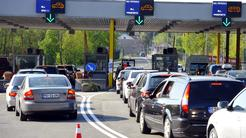 border crossing, Metlika