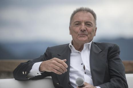 Armand Assante: Navijal bom za Italijo (video)