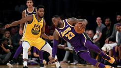 Los Angeles Lakers LeBron James