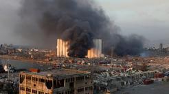 Eksplozije v Libanonu