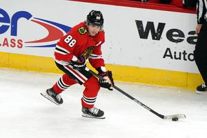 Patrick Kane do 400. gola v NHL