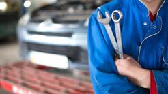 mechanic, technical inspection
