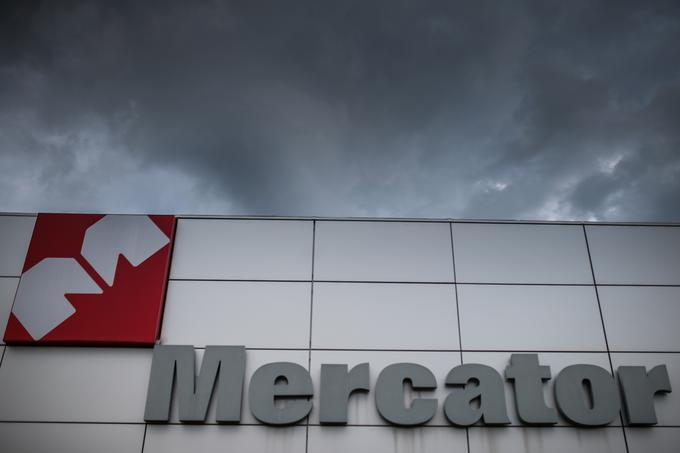 The rest points out that the Mercator, with one and a half billion traffic and ten thousand employees, is important to the Slovenian economy and the country.