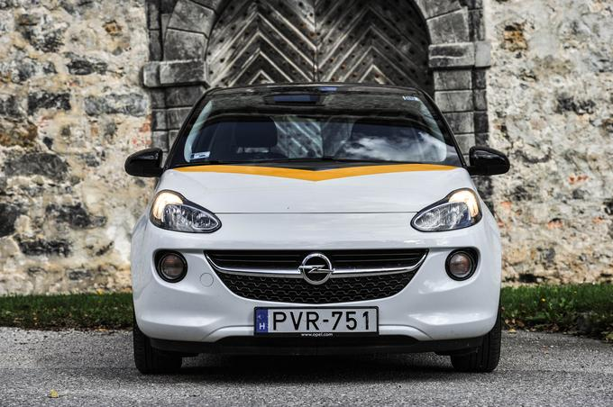 Opel adam motorsport
