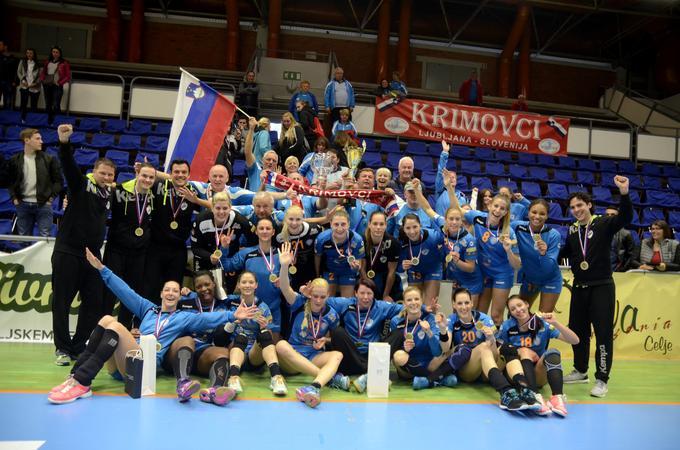 Krim si želi ponoviti lansko uspešno sezono lige prvakinj.