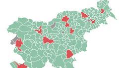 Map mayors