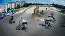 Konec tedna v Savskem naselju BMX-spektakel, kot ga še ni bilo