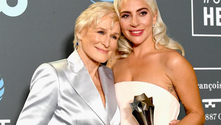 Glenn Close, Lady Gaga