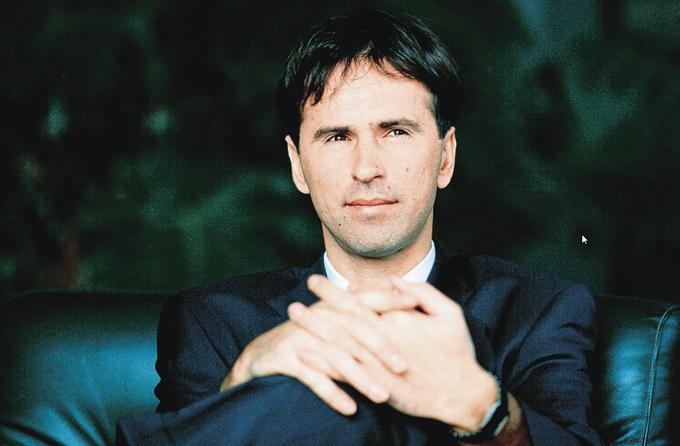 Andrej Kuplenk, direktor nepremičninske agencije ABC NEPREMIČNINE