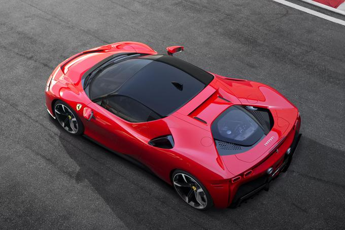 The exact price of the car is not yet known. Ferrari will be announced in a few days, as the car will first be revealed to potential customers in Maranello.