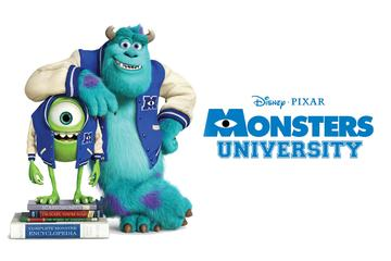 Pošasti z univerze (Monsters University)