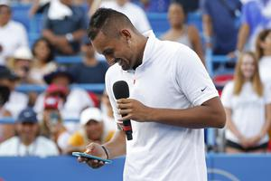 Nick Kyrgios kralj Washingtona