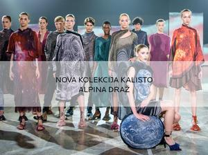 Kolekcija obutve Alpina Draž na Mercedes-Benz fashion Weeku
