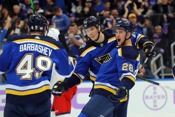 St. Louis Blues v zadnjih desetih tekmah do devete zmage #video