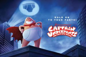 Kapitan Gatnik: Prvi epski film (Captain Underpants: The First Epic Movie)