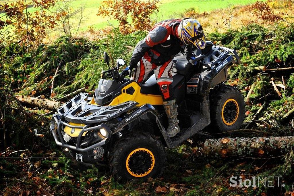 Outlander max xtp bing images for Quadyland amiens