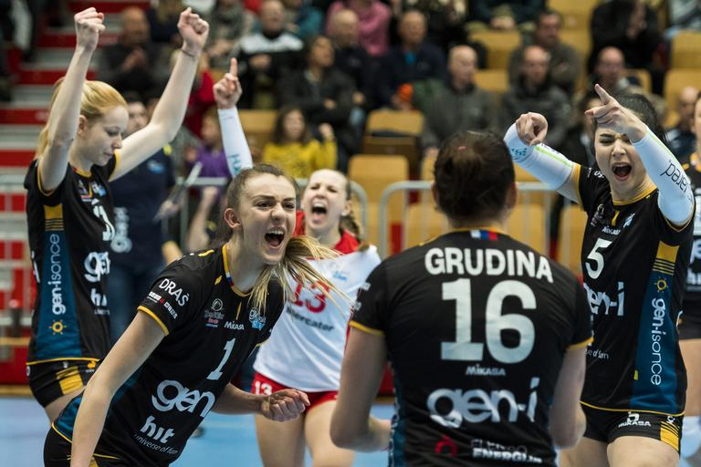 GEN-I Volley Nova KBM