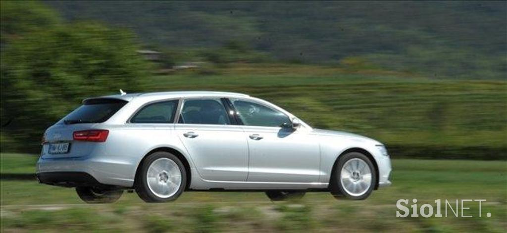 Galerija Audi A6 Avant V Sloveniji Siol Net