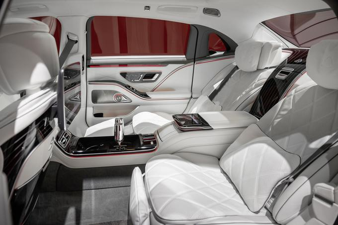 Mercedes razred S Maybach