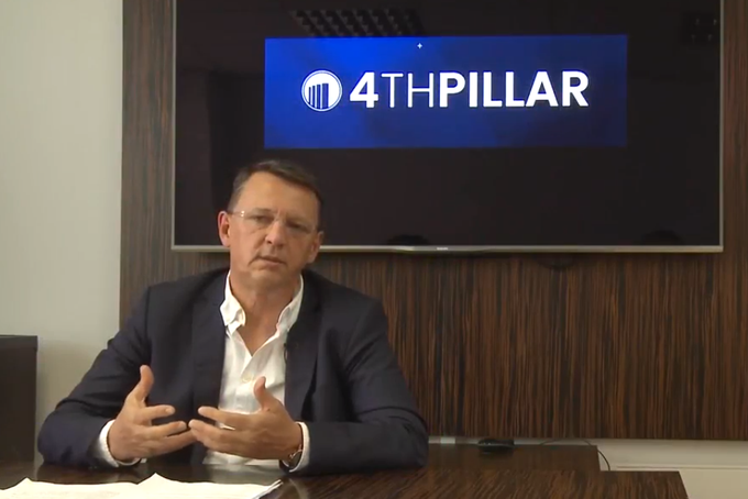 The fourth pillar, an excellent solution for both companies and job seekers, was described in June this year by Anton Rop, former Prime Minister of the Republic of Slovenia, former Slovenian Finance Minister and vice president and member of the Governing Board of the European Investment Bank.