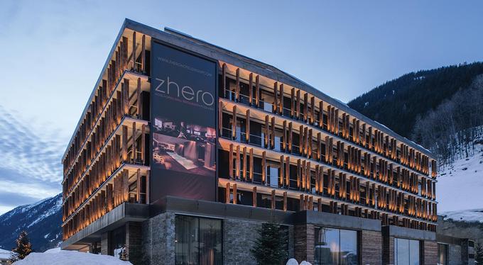 Smu arski hoteli ki navdu ijo tudi ljubitelje dobrega for Designhotel kamen