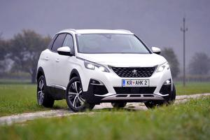 SUV: Peugeot 3008 - avtomobil, poln življenja #foto in #video