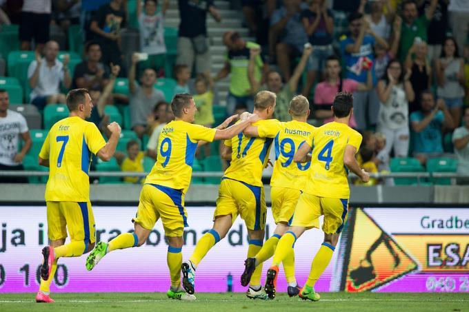 Domžalčani bodo danes v Nyonu izvedeli ime tekmeca v zadnjem krogu kvalifikacij za evropsko ligo.