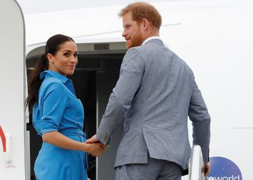 Meghan in Harry sta odprla skupni profil na Instagramu #video