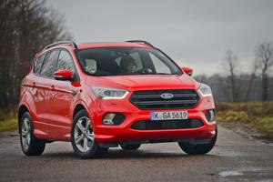 Ford kuga – kako bo služila Slovencem? #video