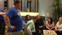 Zaskrbljenost v šovu: tekmovalec pristal na urgenci #video