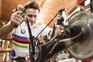 """Jaz sem Alex Zanardi, velik optimist"" (video)"