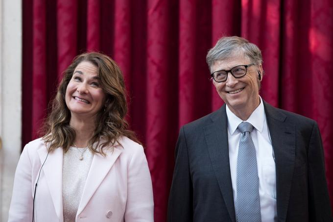 This was also the reason why Gates entered the field of charity later. The Bill & Melinda Gates Foundation, which Gates administers with his wife Melinda (left), is the largest private humanitarian organization in the world.