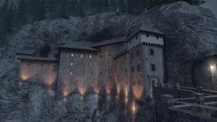 Predjamski grad, Castle