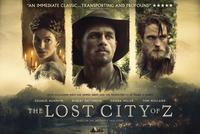 Izgubljeno mesto Z (The Lost City of Z)
