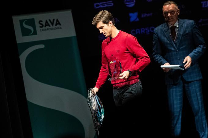 Aljaž Bedene je bil razglašen za najboljšega slovenskega teniškega igralca. Sezono je končal na 58. mestu lestvice ATP. V letošnji sezoni je bil štirikrat četrtfinalist turnirjev ATP, enkrat polfinalist, v Metzu pa je igral v finalu.