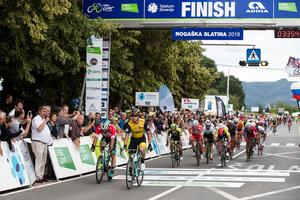 Dutch was fastest in Rogaška Slatina #video