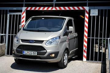 Ford tourneo custom 2,2 TDCi