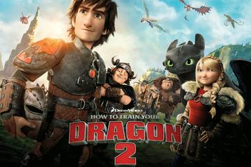 Kako izuriti svojega zmaja 2 (How to Train Your Dragon 2)
