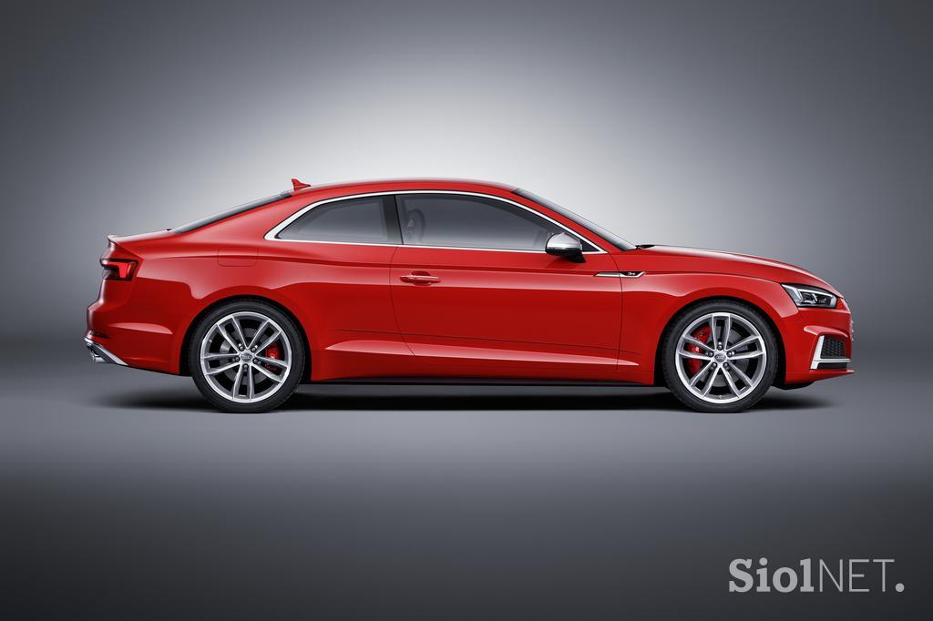 Galerija Novi Audi A5 Drzen Nemec Ki želi Postati Ikona